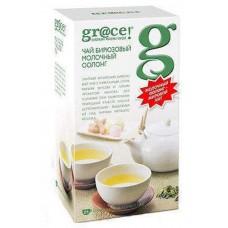 Купить Чай Grace Молочный Оолонг в пакетиках, 25х2 г